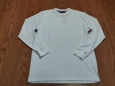 Nwt City Lab thermal long sleeve shirt size 3Xl white 50% off msrp