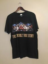 Logic The Incredible True Story Signed T-Shirt Authentic Size Large