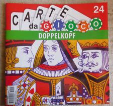 Fabbri editore serie carte da gioco n.24 DOPPELKOPF
