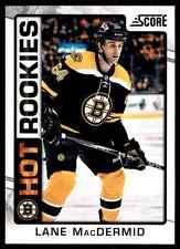 2012-13 Score Hot Rookies Lane MacDermid #516