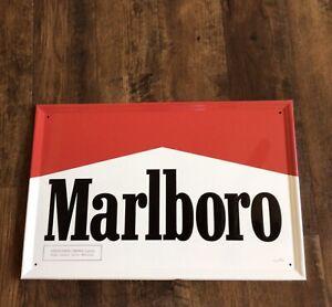 Marlboro Metal Sign 1995 15 1/2  X  23 1/2