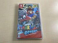 Nintendo Switch Game Super Mario Odyssey