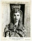 Vivien Leigh as Egyptian Queen Original 1945 Caesar and Cleopatra Photograph