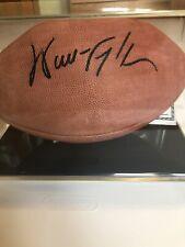 Walter Payton Autographed Football