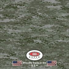 "Digital Green CAMO DECAL 3M WRAP VINYL 52""x15"" TRUCK PRINT REAL CAMOUFLAGE"