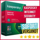 Kaspersky Internet Security 2021 - 1PC, 3PC, 5PC, 10PC | 1 Jahr, 2 Jahre      <br/> 24h-Kunden-Support✔ Rechnung✔ DE-Händler✔ Anleitung✔