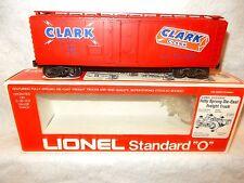 Lionel 6-9809 Clark Candy Co. billboard refrigerator car-Standard O-ln w orig bx