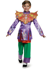 Girls Alice Through The Looking Glass Classic Asian Outfit Costume