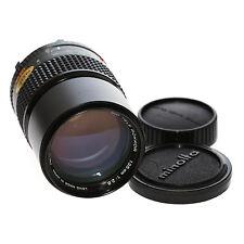 Minolta MD Tele Rokkor 135mm 1:2,8 Teleobjektiv 4-Linser vom Händler