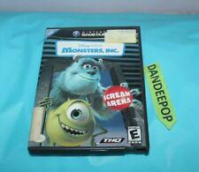 Monsters, Inc.: Scream Arena (Nintendo GameCube, 2002) Video Game