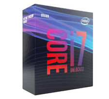 Intel Core i7-9700k, 8x 3.60ghz, boxed (bx80684i79700k), 5032037141642