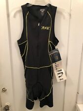 Nwt Zoot Sports Panther Ultra Race Suit Triathlon Men's Small New