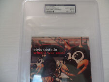 Elvis Costello PSA/DNA Authentic Signed When I Was Cruel Cd / Cover Slabbed auto