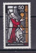 Briefmarken aus der BRD (ab 1948) mit Feiertags- & Weihnachts-Motiv als Einzelmarke
