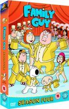 Padre de Familia Temporada 4 DVD Nuevo DVD (3263001000)