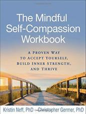 Kristin Neff-Mindful Self-Compassion Workbook BOOK NEW
