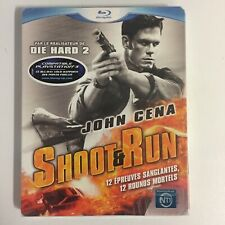 Shoot & Run John Cena Blu-Ray*neuf sous blister c6