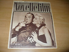 RIVISTA NOVELLE FILM N.287 1953 BOB HOPE MARILYN MAXWELL WESTCOTT ROBERT DOUGLAS