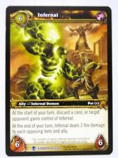 WoW: World of Warcraft Cards: INFERNAL 127/361 - played