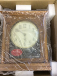 """Brand New Box Howard Miller 635-132 DUAL CHIME MANTLE CLOCK """"CARLY"""" 635132"""