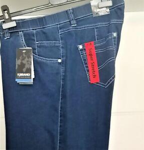 KJ BRAND - Jeans BABSIE - Super Stretch -blau - sehr weite Obersch