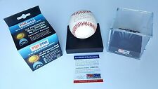 Bob Doerr AUTOGRAPH MLB Official American League Baseball HOF 86 PSA AB91701