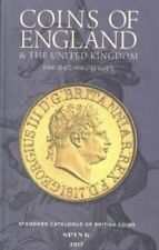 Coins of England & the United Kingdom: 2017 by Spink & Son Ltd (Hardback, 2016)