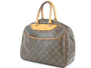 LOUIS VUITTON Deauville Monogram handbag M47270