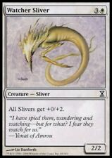 MTG 4x WATCHER SLIVER - Time Spiral *Sliver 0 +2*