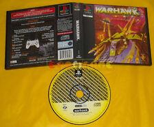 WARHAWK Ps1 Versione Italiana edita per il Noleggio War Hawk »»»»» Usato