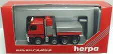 HERPA Nr.147767 MB Actros 4157 Titan Schwerlastzugmaschine (rot) - OVP