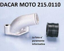215.0110 COLECTOR DE ADMISIÓN D.28 POLINI VESPA 125 PX - VESPA 125 TS