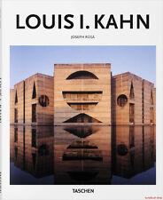 Fachbuch Louis I. Kahn 1901 – 1974 - Der erleuchtete Raum, mit vielen Bildern