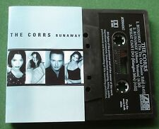 The Corrs Runaway (2 Mixes) / What Can I Do Cassette Tape Single - TESTED