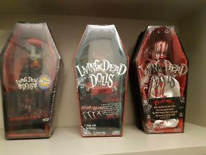 Living Dead Dolls Resurrection Ezekiel Toy Soldier BathoryREAD THE DESCRIPTION