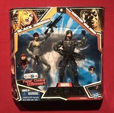 Marvel Legends Winter Soldier Black Widow TRU EXC 2 Pack Toys R Us Exclusive
