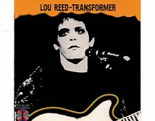 CD LOU REED transformer  GERMAN EX