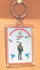23 Para Field Ambulance key ring..