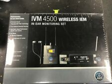 AKG IVM4500 BD7-50mW Set IEM Reference Wireless In-Ear-Monitoring System - Band
