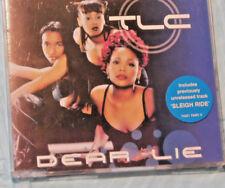 TLC – Dear Lie....  CD, Single  1999  LaFace Records