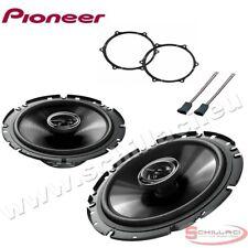 Kit casse altoparlanti  PIONEER Seat Ibiza dal 2008 con adattatori e supporti