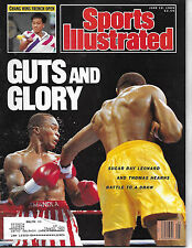 SPORTS ILLUSTRATED -FEATURES SUGAR RAY LEONARD FROM JUNE 19, 1989