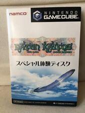 NEW Gamecube Baten Kaitos Trial Special version Rare Nintendo Japan game