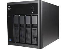 WD My Cloud Expert Series EX4100 32TB (4 x 8TB) 4-Bay NAS WDBWZE0320KBK-NESN Bla