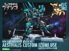 Nadesico Aestivalis Izumi use model kit 05 Kotobukiya