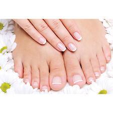 Nonyx Base Coat Nail Treatment Kit For Clear Toe & Fingernails