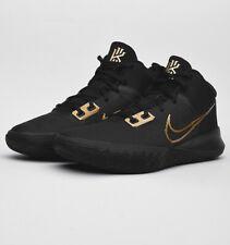 Nike Kyrie Flytrap IV 4 Men Basketball Shoes New Black Gold CT1972-005