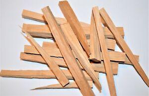 Handmade Oak Sticks, Hand split, Oak Staves, Sticks for Maturing Spirits   150gr