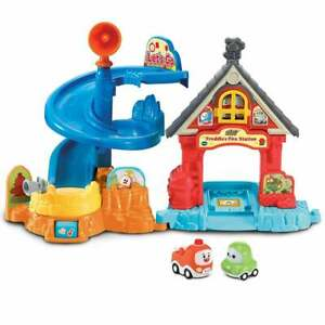 vTech Baby Toot-Toot Drivers Cory Carson - Freddie's Firehouse