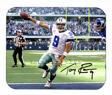Item#1189 Tony Romo Dallas Cowboys Facsimile Autographed Mouse Pad